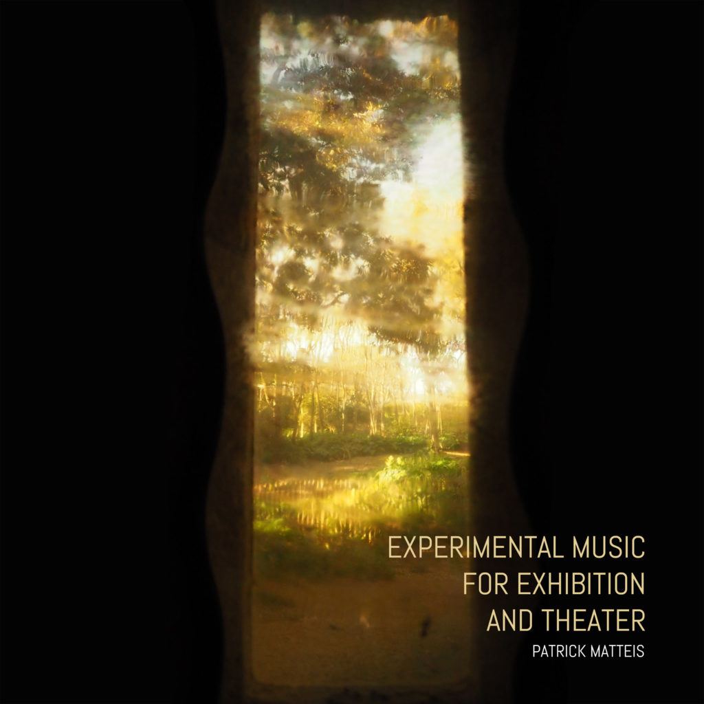 Experimental Music for Exhibition and Theater